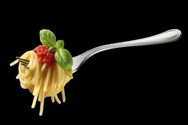 spaghetti sin gluten con tomate
