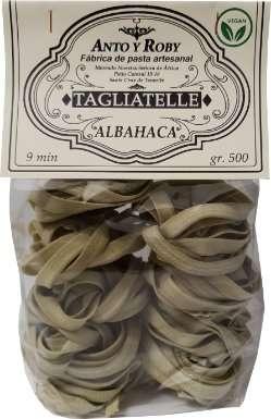 TAGLIATELLE ALBAHACA