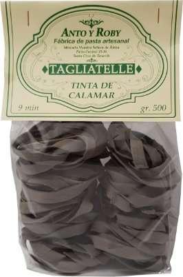 TAGLIATELLE TINTA DE CALAMAR