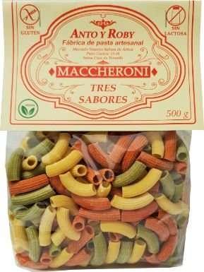TRES SABORES MACCHERONI